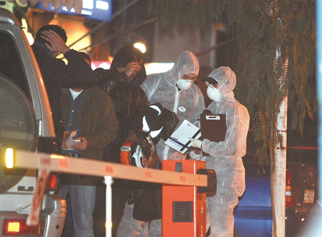 Τέσσερις επιθέσεις με ίδιους δράστες ερευνά η ΕΛ.ΑΣ. | tovima.gr