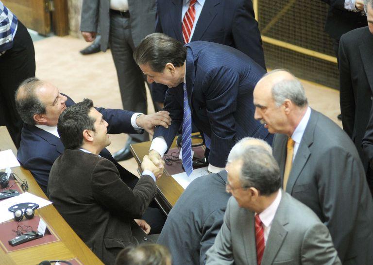 ΣΥΡΙΖΑ και… Πολύδωρας κατά της αλλαγής κανονισμού της Βουλής | tovima.gr