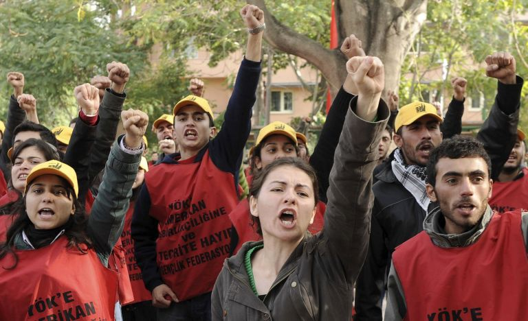 Τουρκία: Σε κλοιό τα τουρκικά πανεπιστήμια | tovima.gr