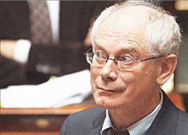 Χέρμαν Ρομπάι: ένας Βέλγος μπαλαντέρ  στην τράπουλα της Ευρωπαϊκής Ενωσης | tovima.gr