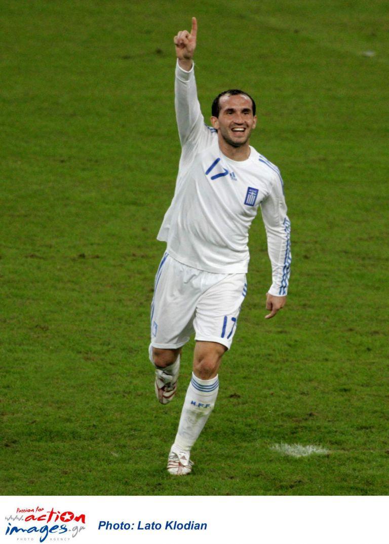 Ο Γκέκας επιστρέφει (με συγγνώμη) στην Εθνική | tovima.gr