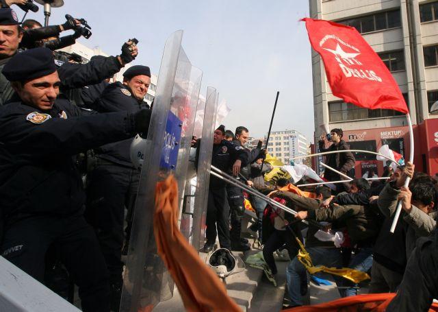 Αγώνας κατά του αυταρχισμού στην Τουρκία! | tovima.gr