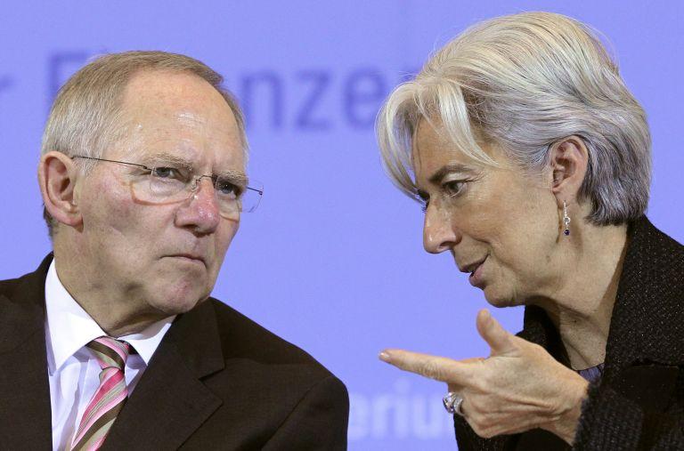 Το χάσμα Σόιμπλε – Λαγκάρντ και οι προοπτικές του Eurogroup της 15ης Ιουνίου | tovima.gr