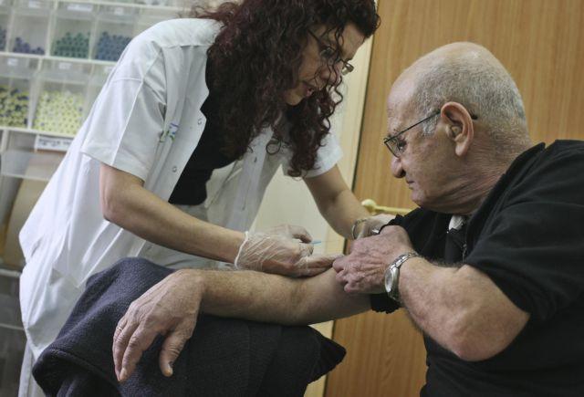 KEELNO: Seasonal flu outbreak claims 58 lives so far | tovima.gr