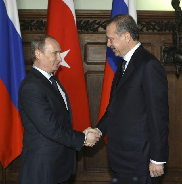 Ερντογάν – Πούτιν συμφώνησαν σε συνεργασία για αποκλιμάκωση στη Συρία | tovima.gr
