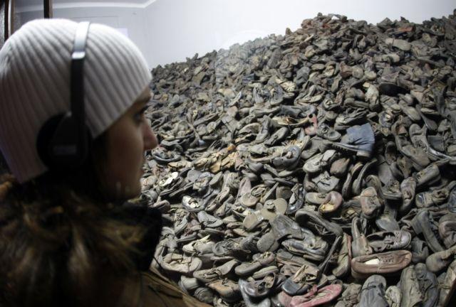 Συντηρώντας τη μνήμη της βαρβαρότητας στο μουσείο Άουσβιτς   tovima.gr