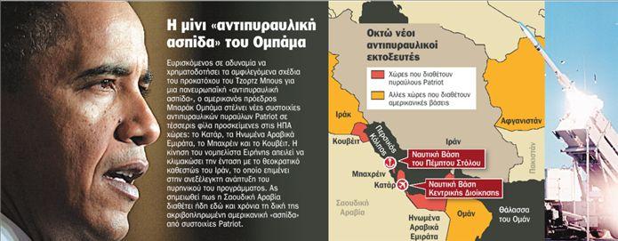 ΗΠΑ: Οχι πλέον πόλεμο σε δύο μέτωπα | tovima.gr