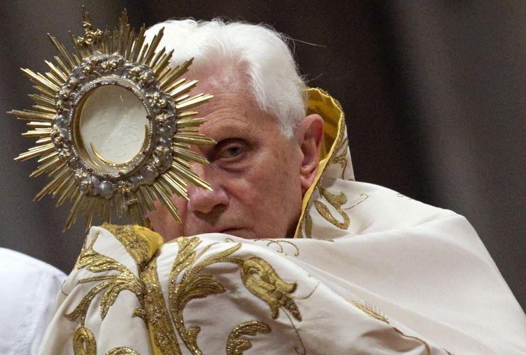 Στον Λίβανο ο Πάπας Βενέδικτος την Παρασκευή | tovima.gr
