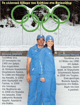 Οικογενειακώς στους Ολυμπιακούς   tovima.gr