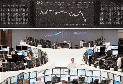 Συνεχίζεται η νευρικότητα στις αγορές | tovima.gr