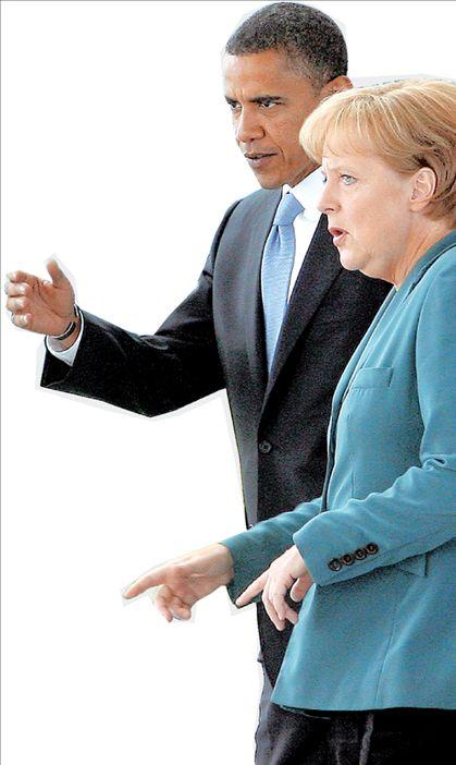 Ο αμερικανός πρόεδρος σνομπάρει την Ευρώπη | tovima.gr