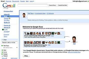 Στέκι κοινωνικής δικτύωσης επιχειρεί να γίνει το Gmail | tovima.gr