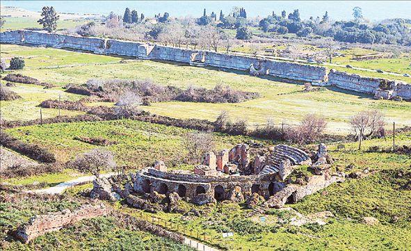 Η λάμψη επιστρέφει στην αρχαία Νικόπολη | tovima.gr