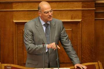 Αλλαγή του μοντέλου αστυνόμευσης ζητά η ΝΔ | tovima.gr