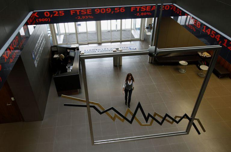 Με άνοδο 2,13% έκλεισε το Χρηματιστήριο της Αθήνας | tovima.gr