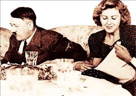 Ενας Χίτλερ δίπλα  στον Αδόλφο ήταν  η Εύα Μπράουν | tovima.gr