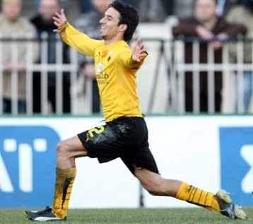 «Να βάζω γκολ κι η ΑΕΚ να κερδίζει» η ευχή του Σκόκο | tovima.gr
