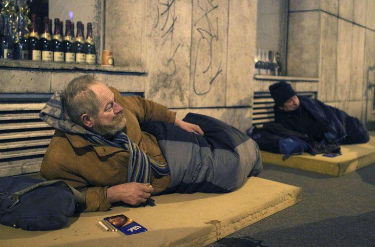 Ουγγαρία: Χρηματικά πρόστιμα στους άστεγους | tovima.gr