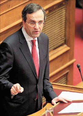 <b>Ντόρα κάνεις λάθος</b>Ο κ. Σαμαράς δηλώνει αποφασισμένος να μην αφήσει να διχαστεί η ΝΔ σε «σαμαρικούς» και «ντορικούς» | tovima.gr