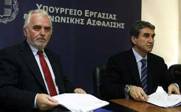 <b>Επιτροπή για το Ασφαλιστικό</b>Στο «κόκκινο» τα αποθεματικά των Ταμείων | tovima.gr