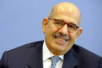 Υποψήφιος για την προεδρία της Αιγύπτου το 2011 θα είναι ο Μοχάμεντ ελ-Μπαραντέι | tovima.gr