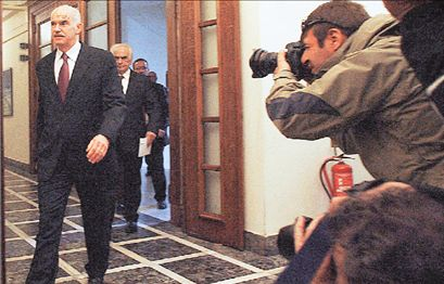 <b>Γιώργος Παπανδρέου</b>«Αν δεν ανταποκριθούν, θα πάμε και στο ΔΝΤ» | tovima.gr