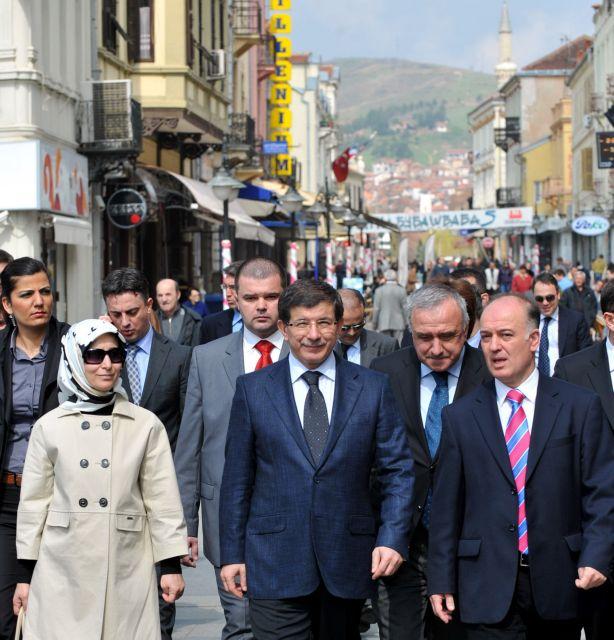 Απλώνει τα δίχτυα της στα Βαλκάνια η Τουρκία | tovima.gr