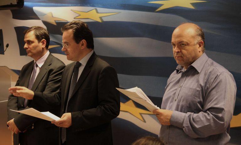 Γ. Ζανιάς: «Να παραδώσουμε κάτι που θα μπορεί να διατηρηθεί» | tovima.gr