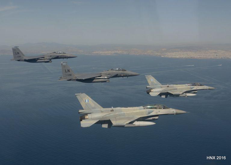 Καμμένος: Δωρεάν αναβάθμιση των F-16 ίσως αποφασίσει το Κογκρέσο | tovima.gr