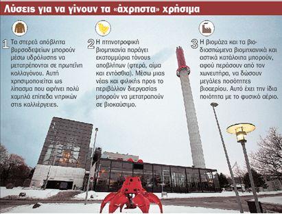 Η χώρα που ζει από τα σκουπίδια της | tovima.gr