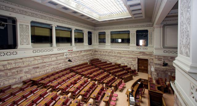 Βουλή: Θεατρική παράσταση στην Αίθουσα της Γερουσίας | tovima.gr