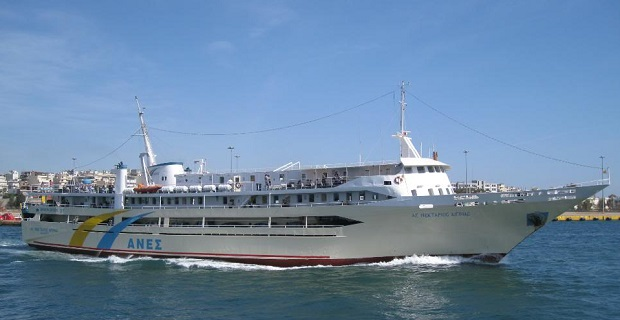 Πλοίο περισυνέλεξε γυναίκα έξω από το λιμάνι του Πειραιά | tovima.gr