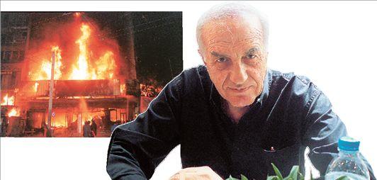 «Είδα στις τηλεοράσεις το μαγαζί μου να καίγεται»   tovima.gr