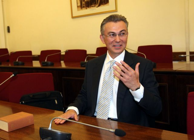"""Rousopoulos: """"Alexis Tsipras is a leader of Andreas Papandreou's caliber""""   tovima.gr"""