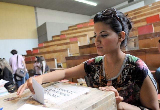 Φοιτητικές εκλογές: Ακυρώθηκαν οι εκλογές στο Πάντειο λόγω επεισοδίων | tovima.gr