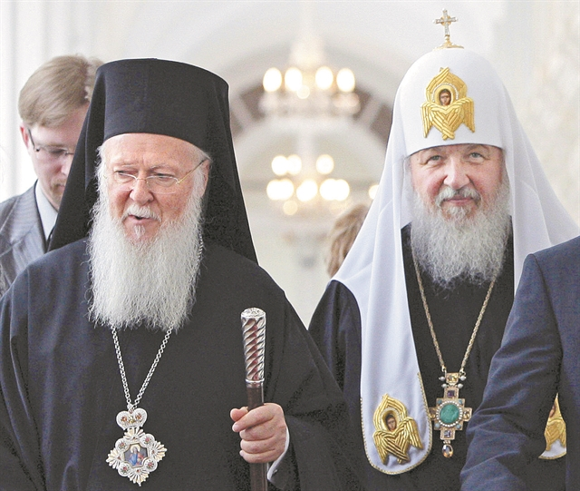 «Ιερός πόλεμος» ΗΠΑ – Ρωσίας σε… ελληνικό φόντο   tovima.gr