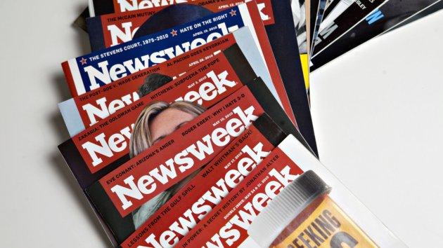 Επιστρέφει στο χαρτί το περιοδικό Newsweek | tovima.gr
