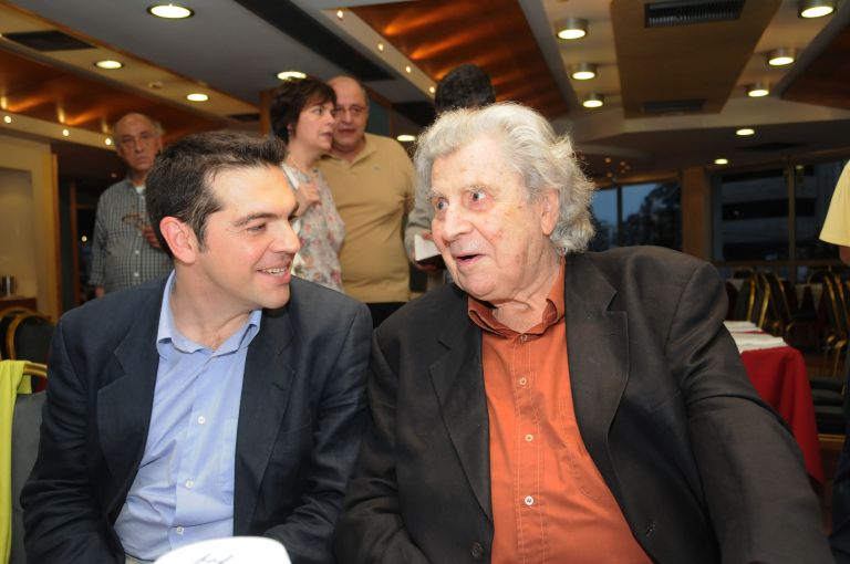 Μίκης Θεοδωράκης: Στηρίζω την προσπάθεια Τσίπρα να κάνει κυβέρνηση | tovima.gr