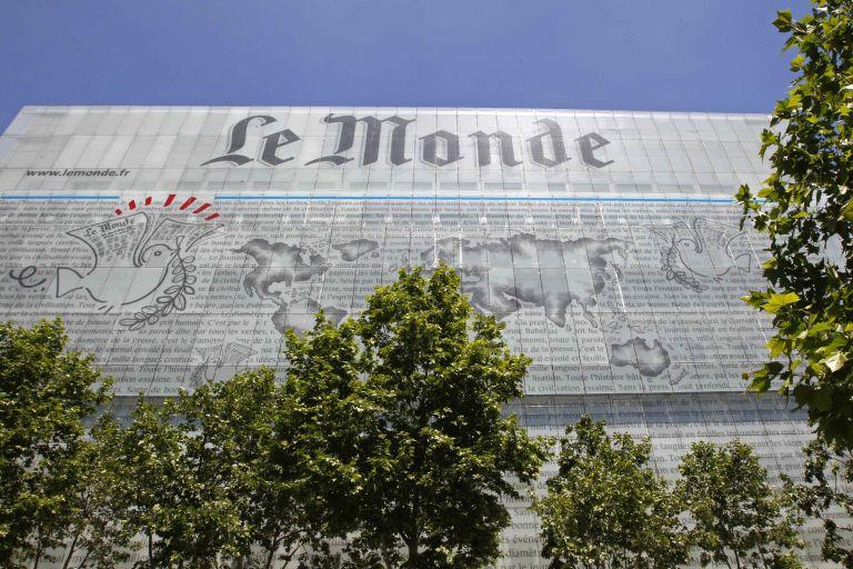 Την παραίτησή της υπέβαλε η διευθύντρια της Le Monde | tovima.gr