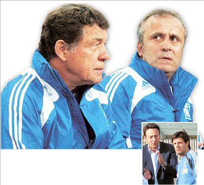 Το άλλο επιτελείο της Εθνικής   tovima.gr
