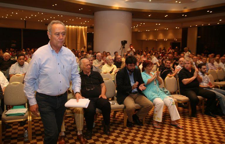 Αποχωρεί από το ΠαΣοΚ η Αριστερή Πρωτοβουλία Γ. Παναγιωτακόπουλου | tovima.gr