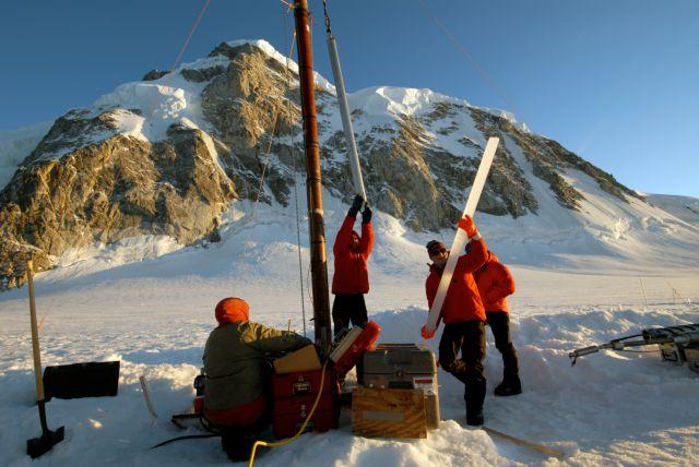 Μοναδική συλλογή πυρήνων πάγου έλιωσε λόγω βλάβης | tovima.gr