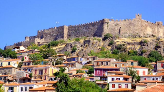 Λέσβος: Κλειστό για δέκα ημέρες το Κάστρο του Μολύβου | tovima.gr