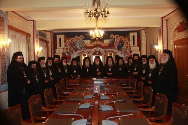 Μήνυση κατά της εφημερίδας «Ακρόπολη» από την Ιερά Σύνοδο | tovima.gr