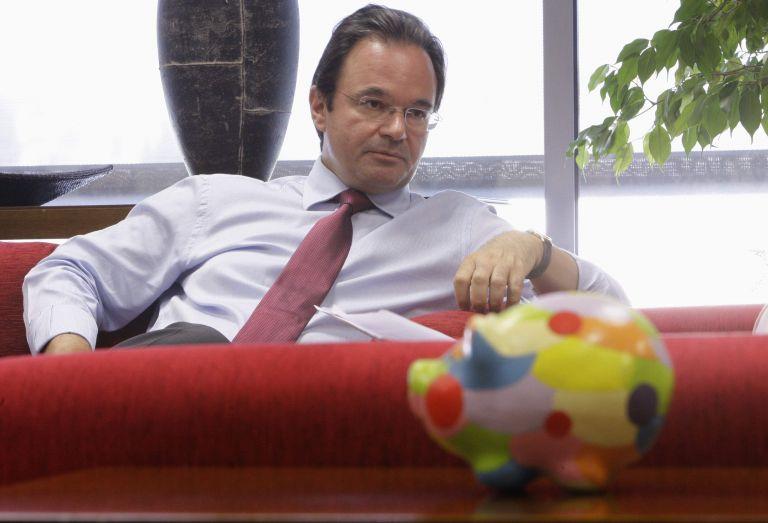 <b>Γιώργος Παπακωνσταντίνου</b>«Εφικτός και ρεαλιστικός ο στόχος μείωσης του ελλείμματος στο 3% το 2014»   tovima.gr