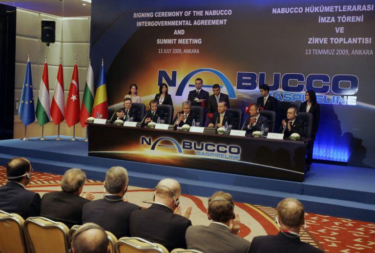Υπογράφηκε η συμφωνία για  την κατασκευή  του αγωγού φυσικού αερίου Nabucco | tovima.gr