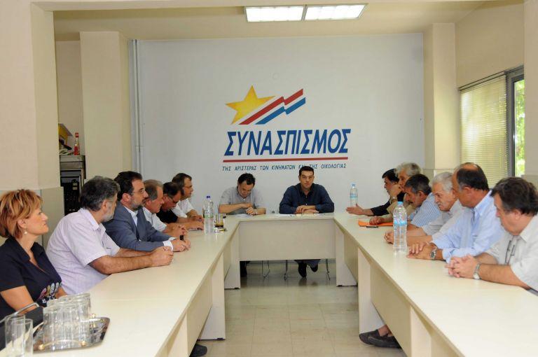 <b>Αλέξης Τσίπρας</b> Νέα επίθεση κατά του μνημονίου έπειτα από συνάντηση με την ΑΔΕΔΥ   tovima.gr