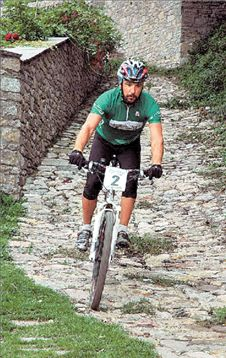 Ορεινή ποδηλασία στα μακεδονικά δάση   tovima.gr