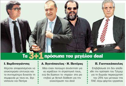 Η πιο μεγάλη ημέρα για τον Παναθηναϊκό | tovima.gr
