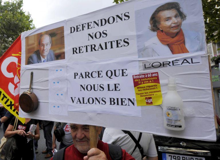 <b>Γαλλία</b>Σε νέες απεργιακές κινητοποιήσεις καλούν τα συνδικάτα στις 23 Σεπτεμβρίου | tovima.gr